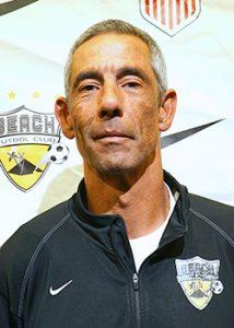 Picture of Danny Pena Beach Futbol Club soccer coach