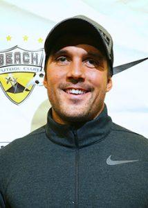 Picture of Tommy Osborne Beach Futbol Club soccer coach