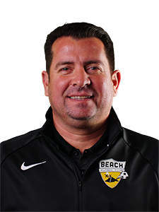 head shot ingrassia Beach FC club soccer coach