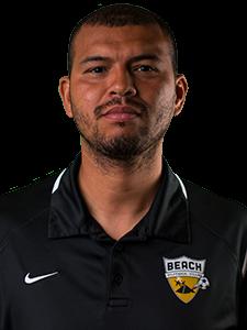 head shot morataya Beach FC club soccer coach