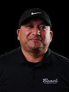 head shot rich perez Beach FC club soccer coach