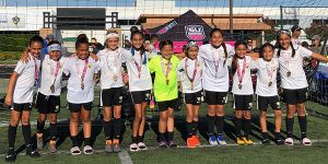 team photo beach fc long beach girls 2009 rich perez