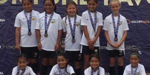team photo finalists beach fc lb g09 nunes so cal summer showcase