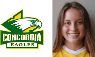 Hayley Garriott, Beach FC, Concordia soccer commit 2018