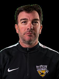 head shot Carrasco Beach FC club soccer coach