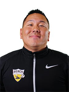 head shot dold Beach FC club soccer coach