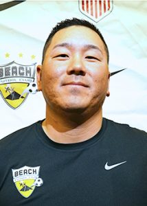 Picture of Kevin Pineda Beach Futbol Club soccer coach