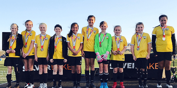Beach FC SB G07 Mark Hodson girls club soccer finalists SoCal Winter Cup