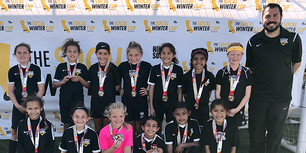picture of Beach FC LB G08 Nunes finalists socal winter cup girls club soccer