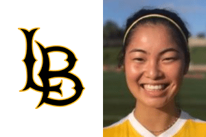 profile picture of jillian hiraga beach fc club soccer player and long beach state commit