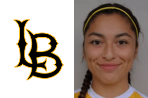 long beach state logo and beach fc club soccer player alessandra ramirez 2019 verbal commit long beach state