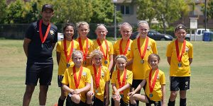 team picture beach fc south bay girls 2009 sanchez eagles summer classic finalists