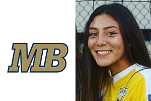 picture of Hennessey Silva Beach FC Development Academy player and CSUMB commit
