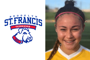 head shot of Isabelle Gollette Beach FC Development Academy player and St Francis commit